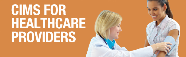 CIMS-Healthcare Providers
